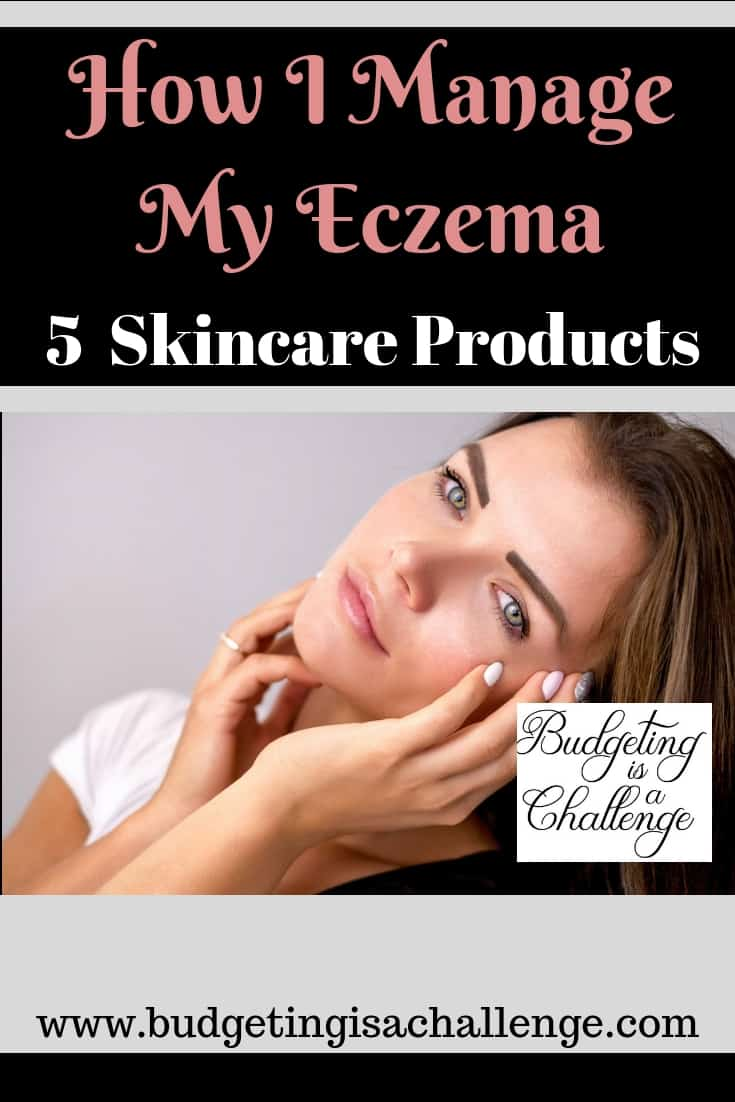 Managing my eczema everyday 5 products I use