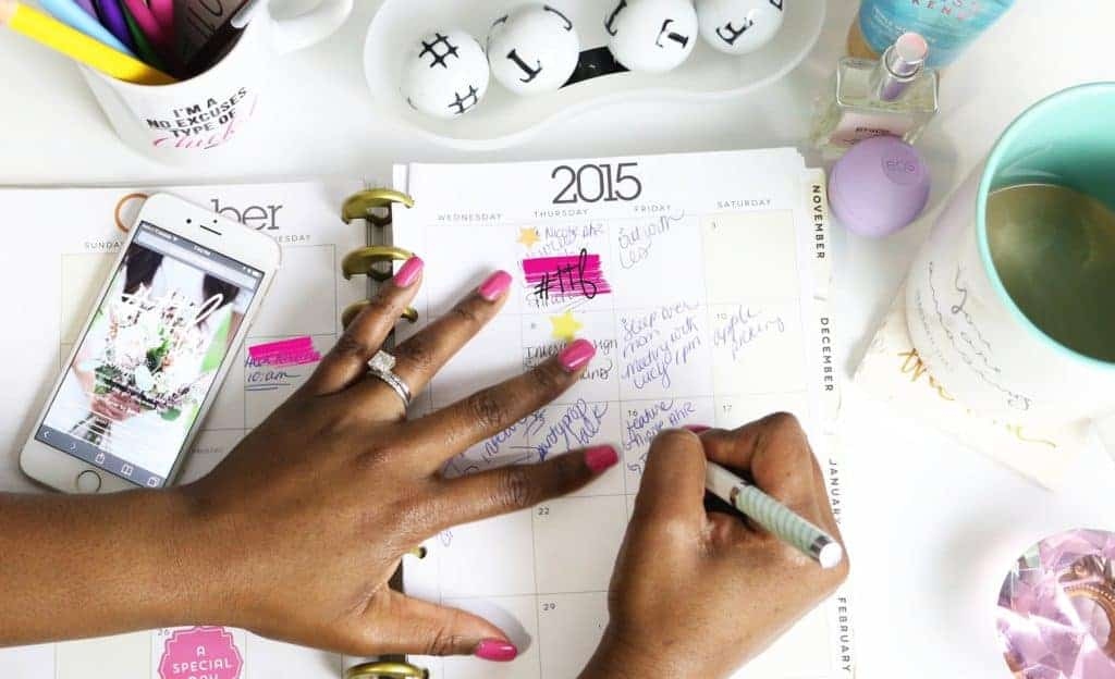 Buy a blog planner for a blogger this Christmas
