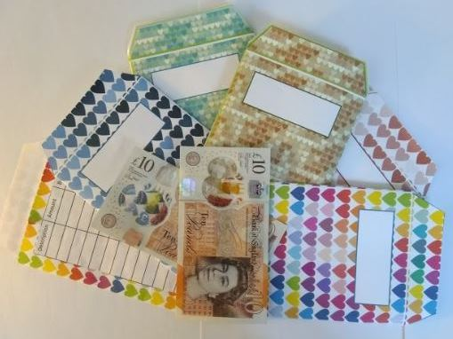 Save money with the cash envelope system