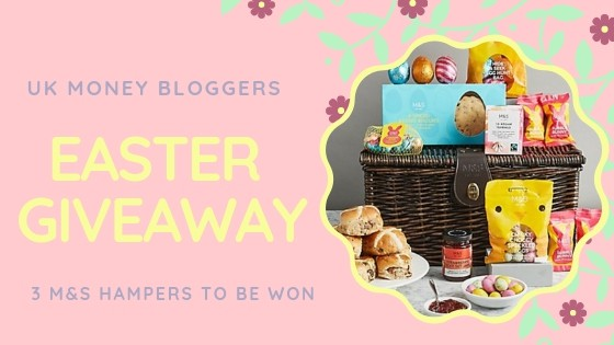 Do you fancy an Easter treat - enter the UK Money Bloggers' Easter Giveaway!