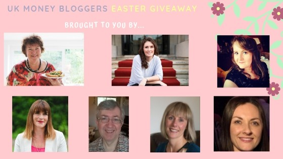 Do you fancy an Easter treat - enter the UK Money Bloggers' Easter Giveaway! Win one of 3 Easter Hampers!