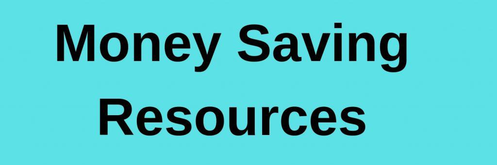 Are looking for ways to save money and easy ways to make extra money. Read about my best money saving resources.