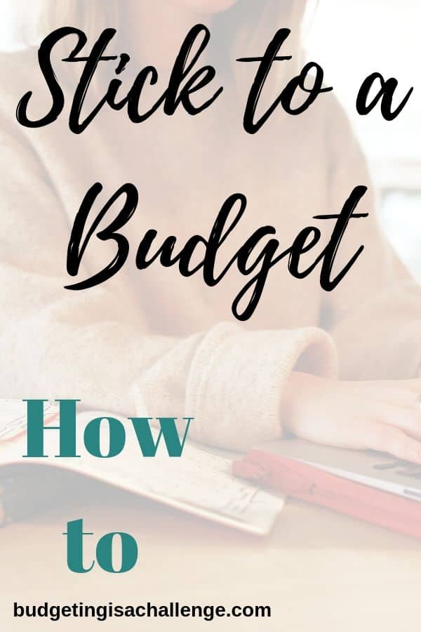 Do you need help with sticking to a budget? Read my 6 budget errors from the past and how I fixed them. #budgeting #cashbudget #makeabudget #sticktoabudget #budgetsheet #budgetapp