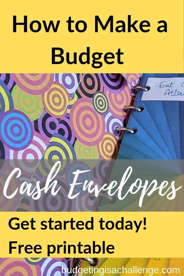 Are you looking to start using the cash envelop system? I explain why the cash envelope system really works for me. I also go through how to select cash envelope categories and you can get hold of a free set of my cash envelopes today! Read why budgeting with cash could help you hit your financial goals. #budgeting #cashenvelopes #daveramsey #envelopesystem #cashenvelopesystem #printablecashenvelope