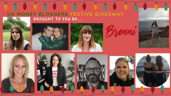 Need a treat this Christmas? Win a Christmas hamper courtesy of the UK money bloggers! #christmas #hamper #competition