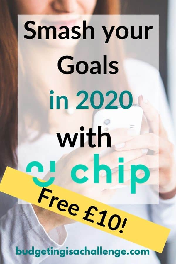 AD: Start 2020 with a bang by getting £10 with Chip app. Stash your cash without resorting to manual methods, using AI