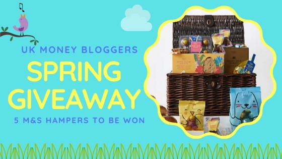Win a free M and S hamper courtesy of the UK Money Bloggers #freebie #giveaway