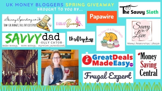 We are so over excited to bring you this Easter hamper giveaway! It's from M and S! Meet the UK Money Bloggers. #freebies #competition #giveaway #ukmoneybloggers