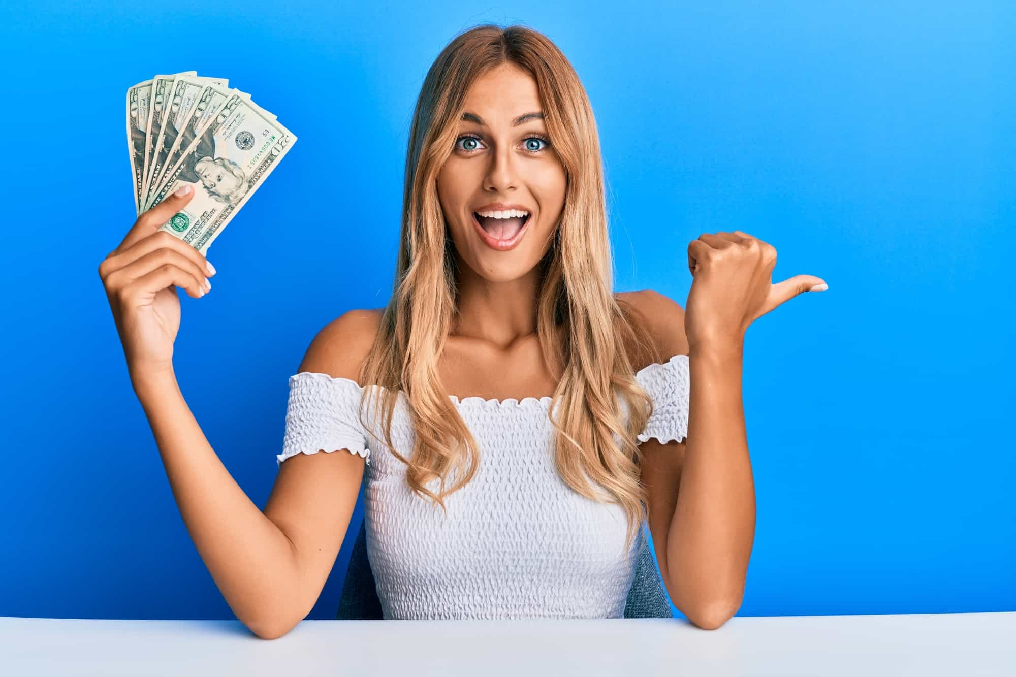 Read how to make 20 dollars fast