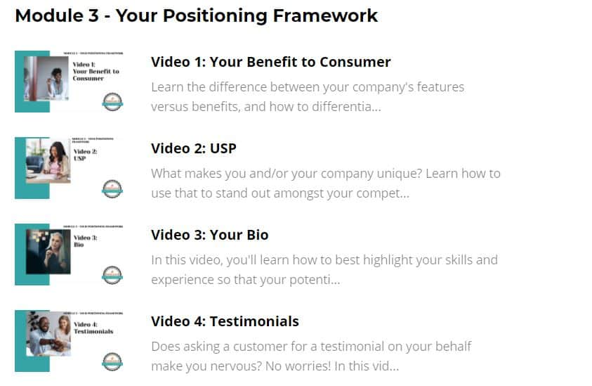 fired up freelance module 3 details